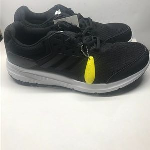 New Adidas Galaxy 3M men's running shoes size 9